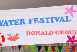 """ WATER FESTIVAL – DONALD GROUP"""